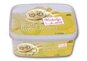 MADLY N LOVE CARAMEL
